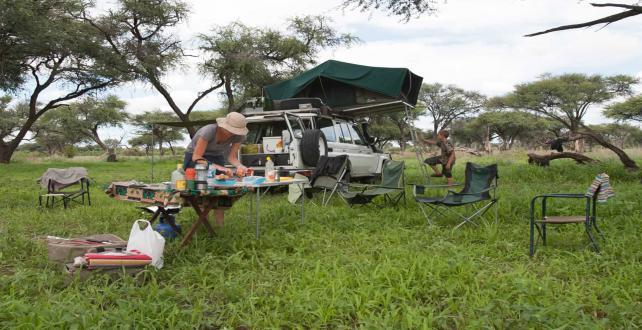 BOTSWANA: Selbstfahrer & Flugsafari Kombination für 17 Tage!..