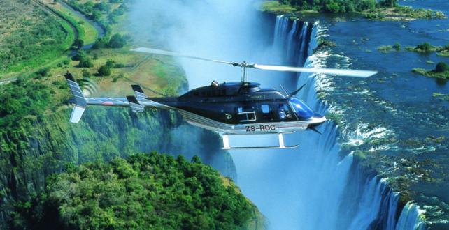 6 Nächte Flugsafari: Botswana & Viktoriafälle! Luxus-Safari für d..