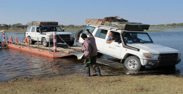 12 Tage Botswana & Victoria Fälle Selbstfahrer & Flugsafari-Kombi ..