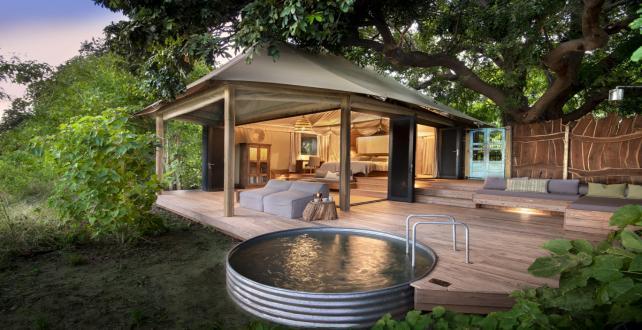 11 Tage Gonerazhou & Mana Pools National Park Flugsafari..