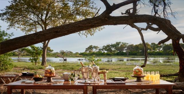 7 Tage Botswana Luxus Safari zum Sonderpreis..