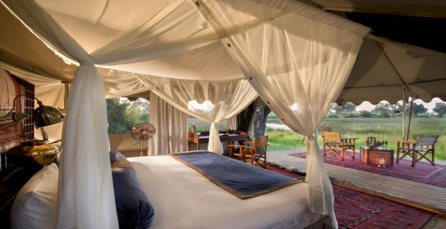 5 Tage Okavango Delta Sonderangebot (mit einer freien Übernachtung)..