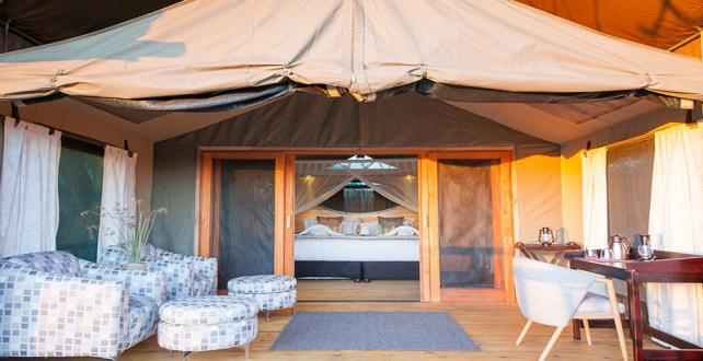 6 Tage Okavango Delta Abenteuer (Flug Safari)..